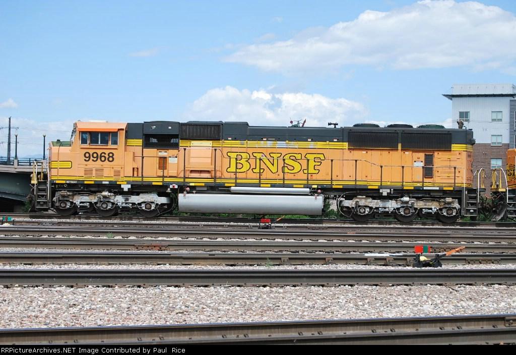 BNSF 9968