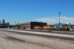 BNSF 7434, BNSF 4538 & CSX 386 Leaving The Denver Yard