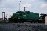 waste Management Locomotive