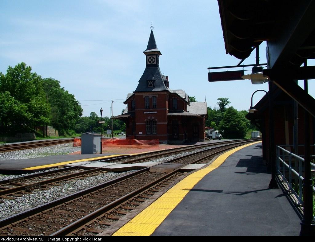 Restoring the Station