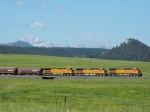 BNSF 5694