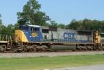 CSX 4551 on Q542