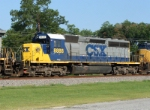CSX crazy eights on Q542