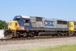CSX 8574 on A768