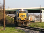 CSXT 2355 waits for local F783 to enter the Yard