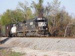 Nice Old EMD & GE power on NS 155