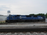 Former Conrail SD50s