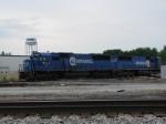 Former Conrail SD50s