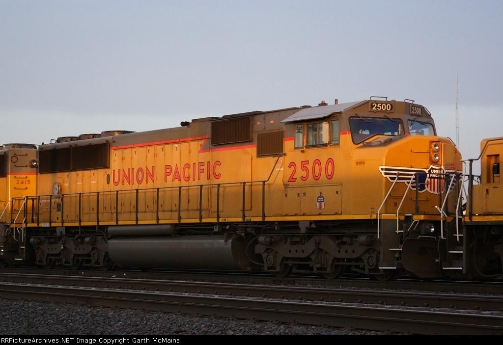 UP 2500
