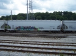 TEIX 5988 with interesting tagging - WE Akron Yard