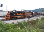 WE 109 and 304 switching Akron Yard
