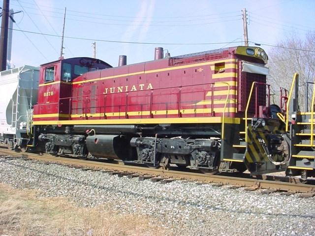 Juniata 9276