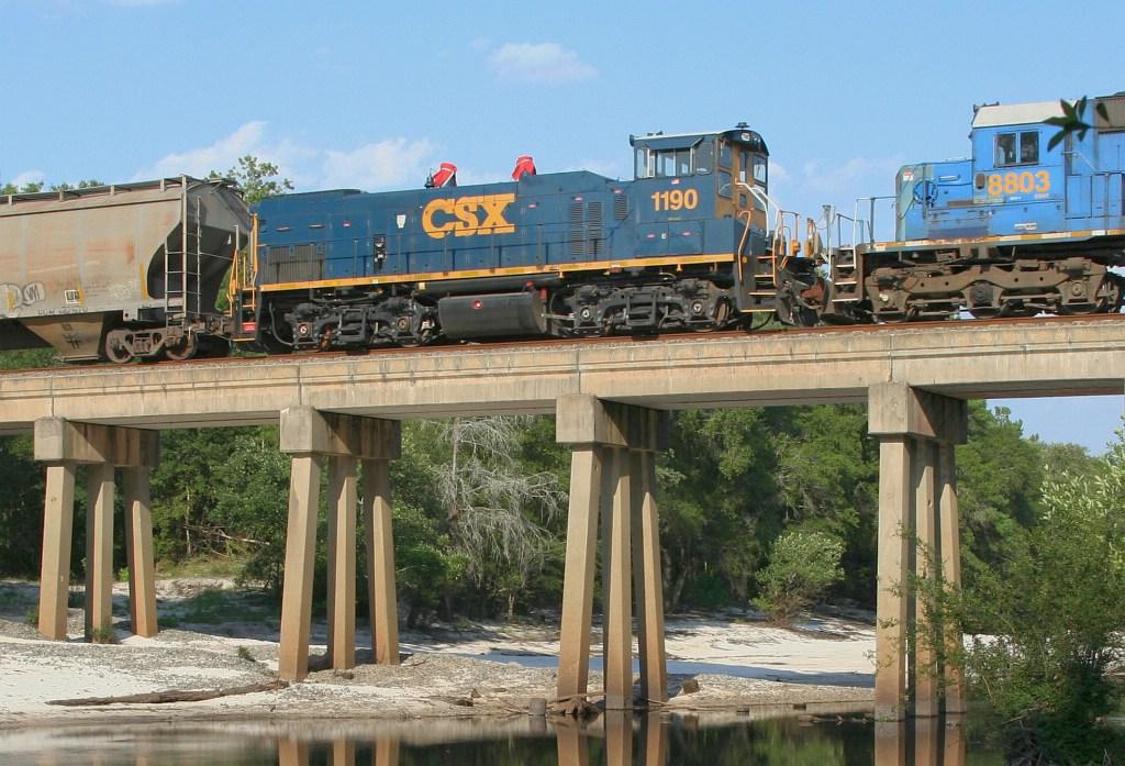 CSX 1190 on Q541