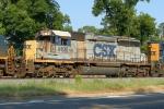CSX 8105 on Q541