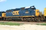 CSX 6091 on Q681