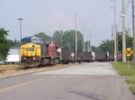"CSX version of ""Street Running"" in Augusta!"