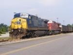 CSXT 441 & CP 8541 on K223