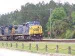 CSXT 7369 headed Northbound