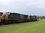 CSXT 587 trailing