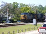 CSXT 577 with a Southbound Florida Coal Train in Tow