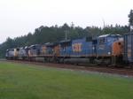 CSXT 941 & 4742 on A772