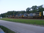 "CSXT 5300, 5483, & 7797 all on a SB ""Hot"" Intermodal"