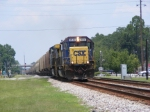CSXT 8532 Still hard at work on a Southbound Grain Train