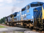 CSXT 7316 still in Conrail Blue