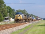 CSXT 7851 with another Northbound Intermodal in tow
