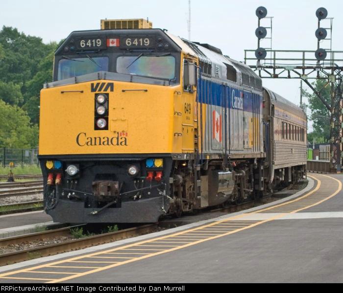 VIA Rail 6419