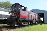 DCLR 19 was power for the Queen Anne RR's now-defunct dinner train
