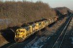 BNSF Funeral Train