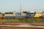 CSX 8515 in storage