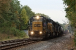 CSX 8853 is on X-037.