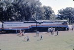 1002-A2-029 American Freedom Train on display at Minnehaha Park