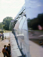 1002-A2-058 American Freedom Train on display at Minnehaha Park