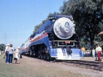 1002-A2-059 American Freedom Train on display at Minnehaha Park