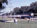 1002-A2-060 American Freedom Train on display at Minnehaha Park