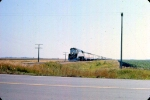 1002-A3-064 Westbound American Freedom Train heading for Fargo