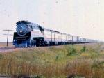 1002-A3-064a Westbound American Freedom Train heading for Fargo