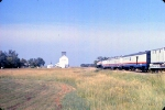 1002-A3-065 Westbound American Freedom Train heading for Fargo