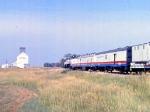 1002-A3-065a Westbound American Freedom Train heading for Fargo