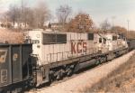 KCS Train #57 Helpers