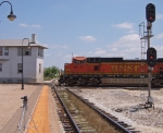BNSF 5515 East