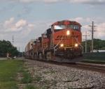 BNSF 7609 West