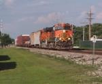 BNSF 1116 West