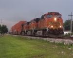 BNSF 5518 West