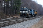 52r heads toward linwood with lite power