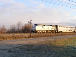 Here it is, Amtrak 508