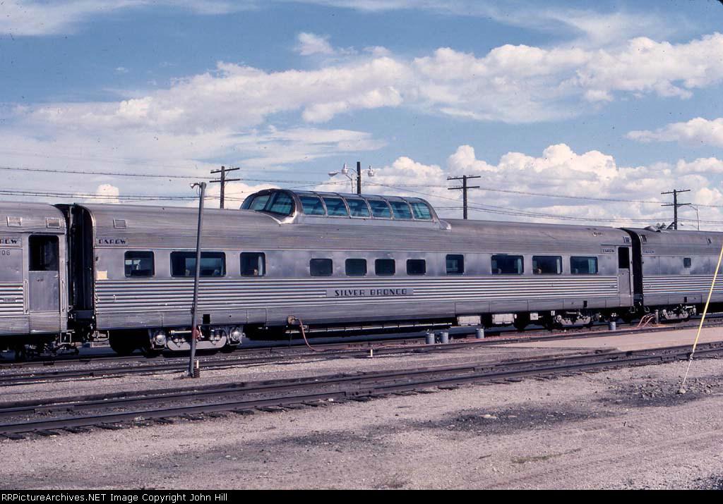 """1117-32 DRGW """"Silver Bronco"""""""